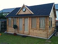 Дачные домики -каркасные дома