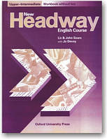 New Headway English Course. Upper-Intermediate. Workbook without Key