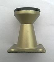 Мебельная ножка OZSAN 50 мм сатин