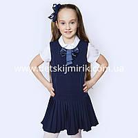 """Шкільний сарафан """"Сюзанна"""" для дівчинки, фото 1"""