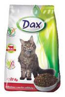 Сухой корм для котов Дакс (Dax, Венгрия) Говядина с овощами 10кг