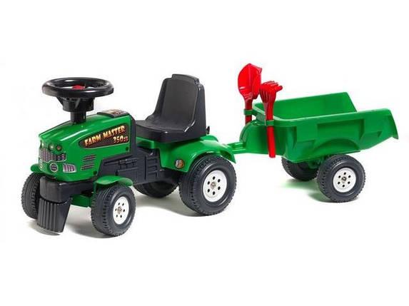 Детская каталка-трактор   Falk 1081 С, фото 2