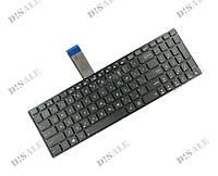 Клавиатура для ноутбука Asus X501, X550, X552, X750 Black, Without Frame