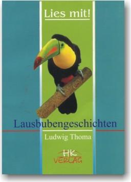 Lausbubengeschichten. Бешкетні оповідання