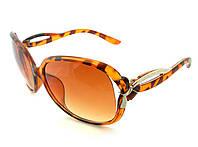 """Солнцезащитные очки женские """"Katrine"""", леопардовая оправа"""