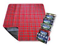 Водонепроницаемый коврик для пикника размер 150 на 200 см , фото 1