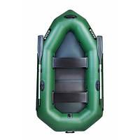 Надувная пвх лодка Ладья Л0 250 С