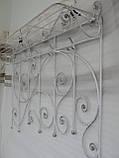 Кованый набор мебели в прихожую  -  034, фото 8