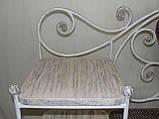 Кованый набор мебели в прихожую  -  034, фото 7