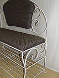 Кованый набор мебели в прихожую  -  034, фото 6