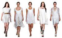 Модный цвет одежды весна/лето 2016 - белый