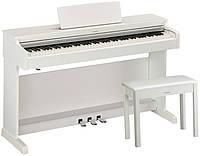 Цифровое пианино YAMAHA ARIUS YDP-163WH (+блок питания)