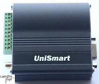 GSM/GPRS модем UniSmart M95T, RS485/232, блок питания, GSM-антенна, к счетчикам ZMR110 Landis&Gyr
