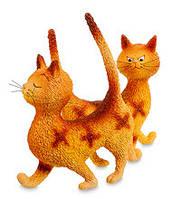 "Статуэтка две кошки ""Хм. Такой же наряд!"" Parastone DUB 32"