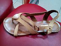 """Босоножки-сандалии женские PRIMA D""""ARTE коричневые., фото 1"""