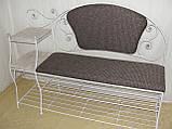 Кованый набор мебели в прихожую  -  034, фото 3