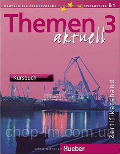 Themen aktuell 3 Kursbuch + Audio-CDs