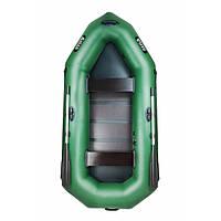Надувная пвх лодка Ладья Л0 290 С