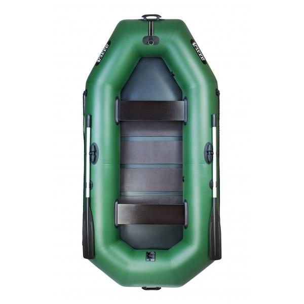 Надувная пвх лодка Ладья ЛТ 270 С