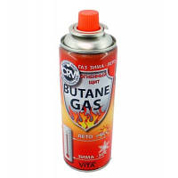 Газовый баллон цанговый VITA Butane gas 220мл. GB-0002