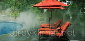 Охлаждение искусственным туманом, фото 3
