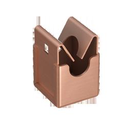 Ниро-Клип крепление.для проволоки ø 8 мм / Тип Б
