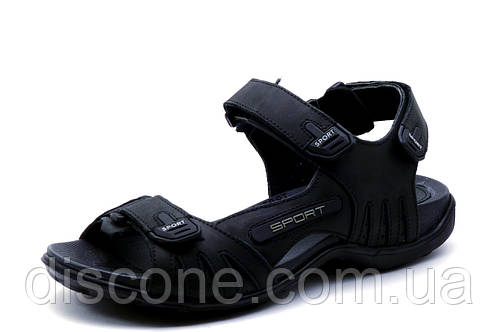 Сандалии Falcon Sport, черные, мужские