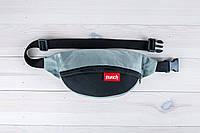Сумка на пояс Punch Grey-Black 1.8L, фото 1
