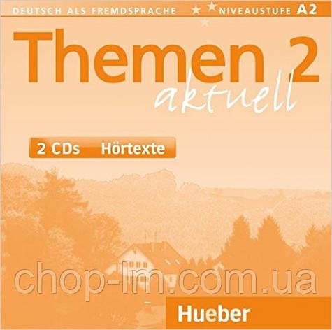 Themen aktuell 2  Audio-CDs (диски к курсу 2шт), фото 2