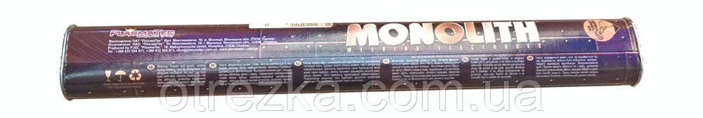 Электроды Монолит РС диаметр 3 масса 1 кг туба