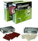 Наждачная бумага на поролоновой основе Indasa Rhynosoft Р 600