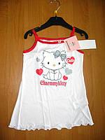 Детская летняя ночная рубашка для девочки Китти, Charmmykitty Sun City, 3, 4, 8лет