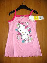 Дитяча літня нічна сорочка для дівчинки Кітті, Charmmykitty Sun City, 3 роки