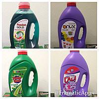 Бесфосфатный жидкий порошок  Power Wash Color Gell (павер ваш колор гель) концентрат, 4 л