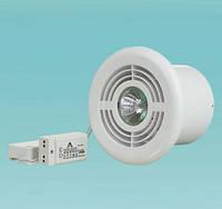 Пластиковые приточно-вытяжные диффузоры с подсветкой ФЛ-Т 100 LED (12В/50Гц) Вентс, Украина