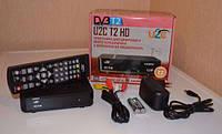 Цифровой эфирный тюнер U2C T2 HD