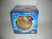 Головоломка 3D Шар лабиринт (Magical Intellect Ball) на 118 ходов