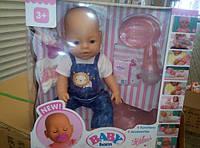 """Пупс """"Baby Born"""" 8001-3 функциональный"""