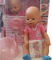 """Пупс """"Baby Born"""" 8001-5 функциональный"""