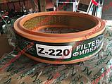 Фильтр воздушный Ваз 2101 2102 2103 2104 2105 2106 2107 2108 2109 21099 заз 1102 1103 таврия славута Zollex, фото 2