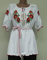 Блузка вышиванка женская.