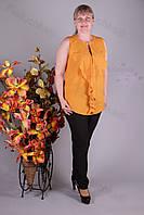 Блуза 2705-454/3 батал от производителя оптом