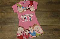 Туника - платье для девочек 1- 5 лет