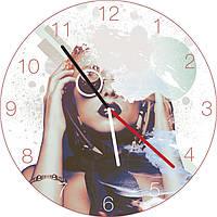 Часы настенные Очки