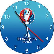Часы настенные Евро 2016. Футбол