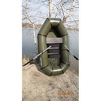 Надувная лодка из ПВХ Язь 1.5м Лисичанка, с твердым полом