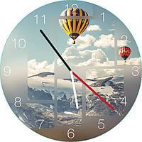 Часы настенные Воздушное путешествие