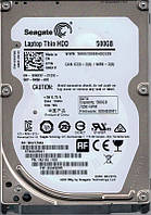 Жесткий диск 2.5 Seagate Laptop Thin HDD 500GB 7200rpm 32MB (ST500LM021)