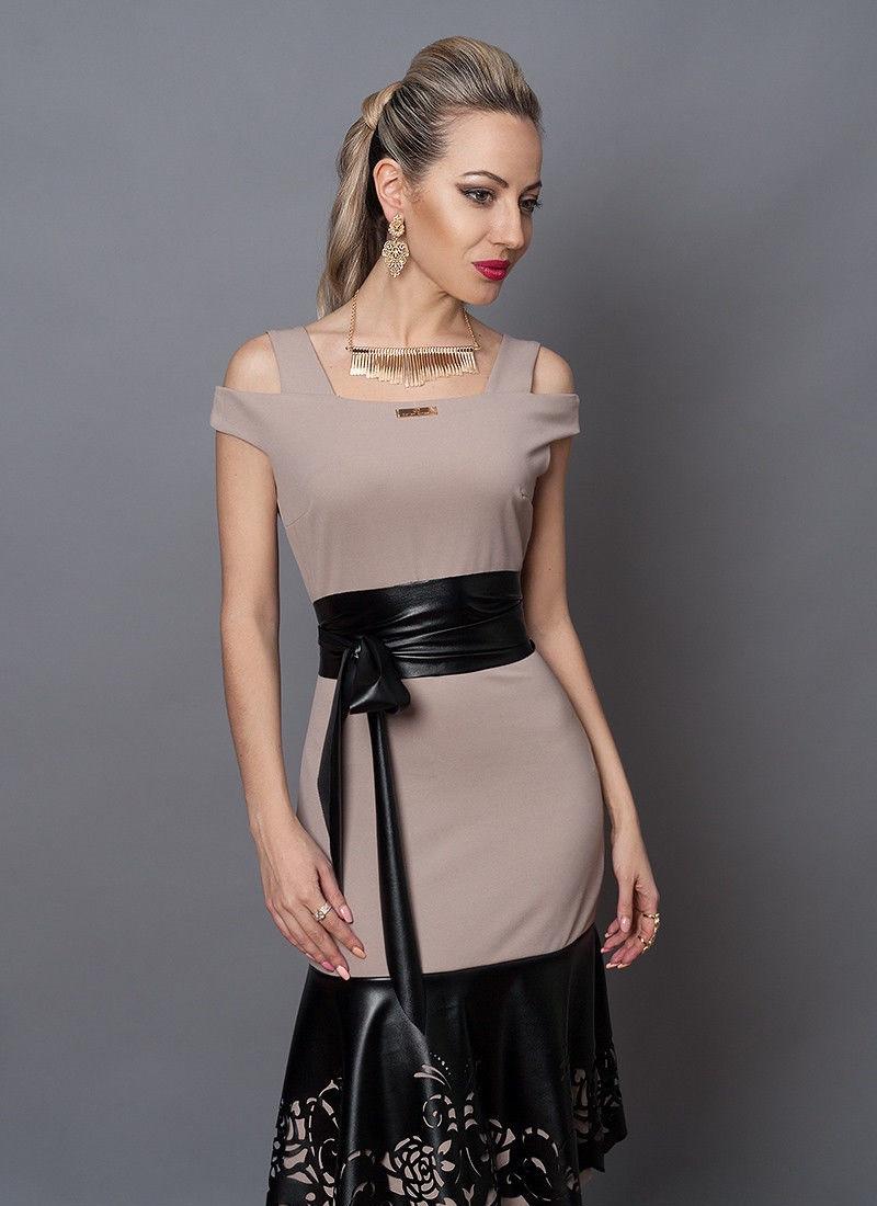Замечательное вечернее платье