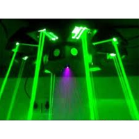 Лазерное шоу BEUFO 16 GREEN